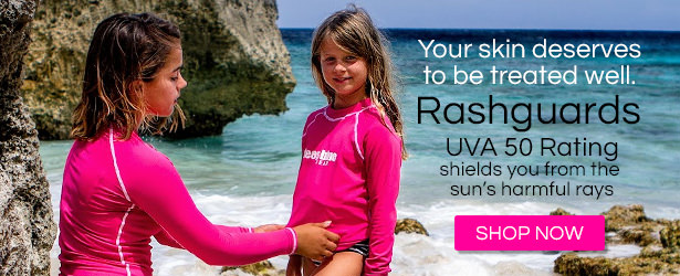 Your skin deserves to be treated well. Snorkel Skins - Sun protection with our stylish SPF 50 rashguards.