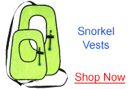 Snorkel Vests for Adults and Kids